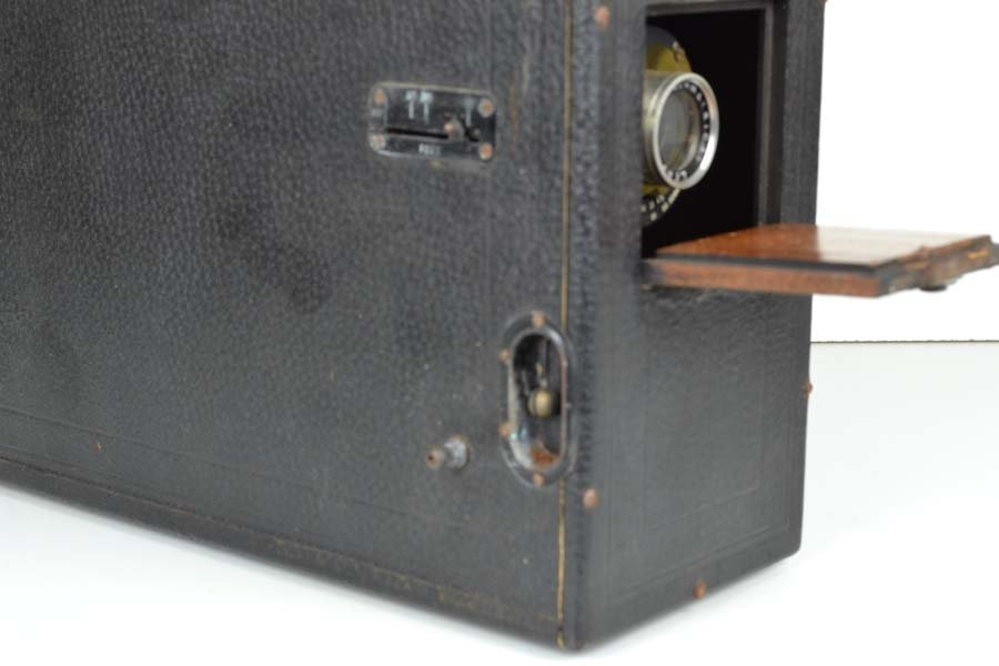 A vintage falling plate camera with Beck symmetrical - 3