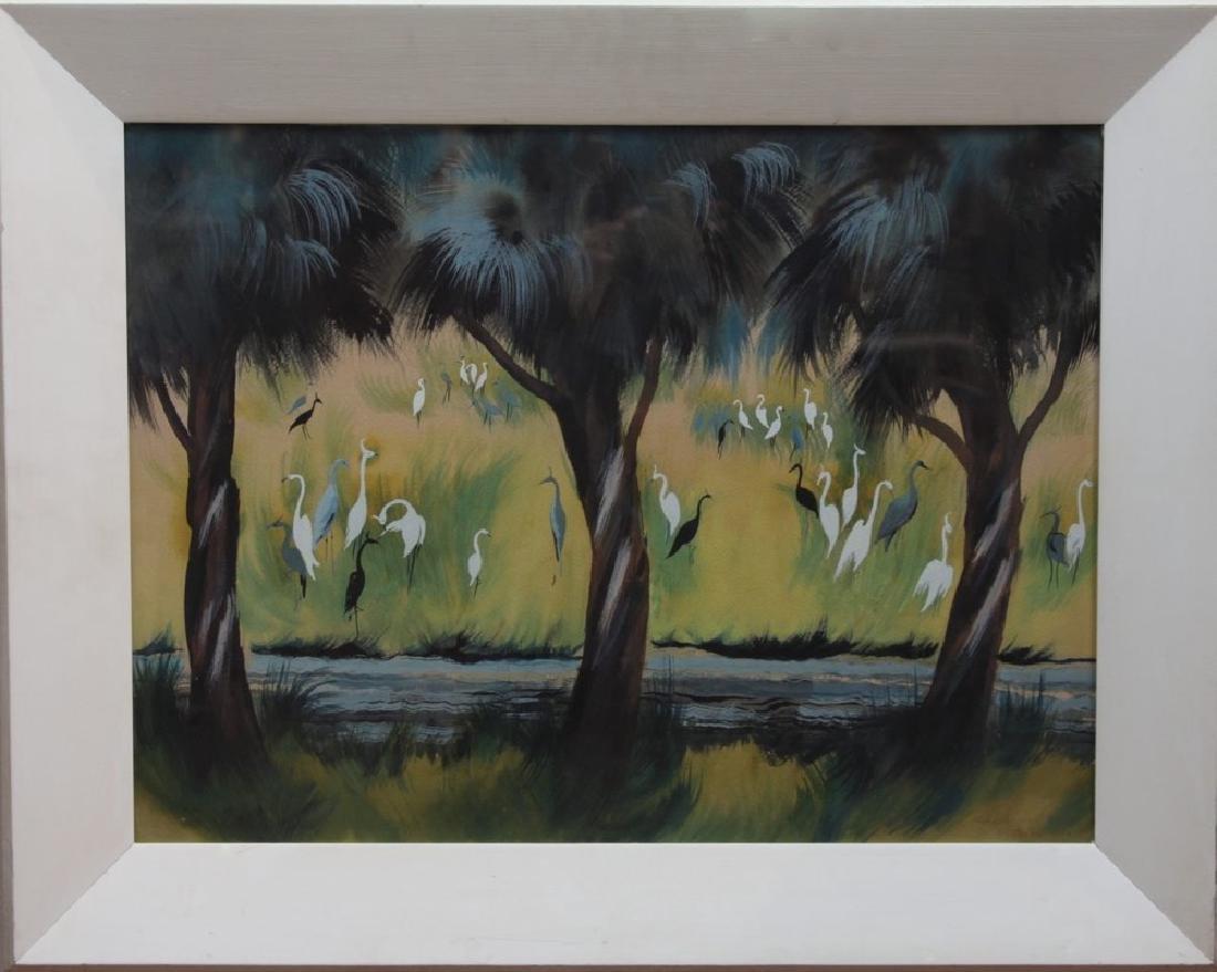 Marion Bryson (American 20th century) - 2