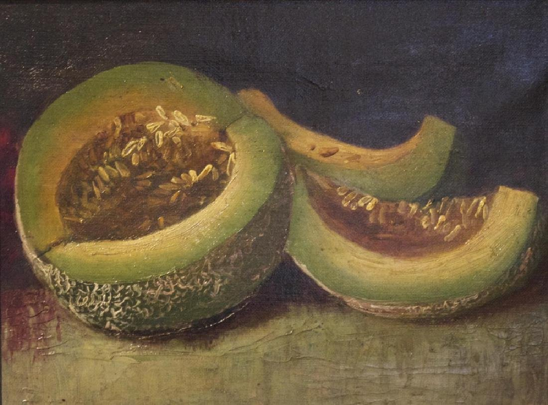 20th Century School, Still Life with Melons
