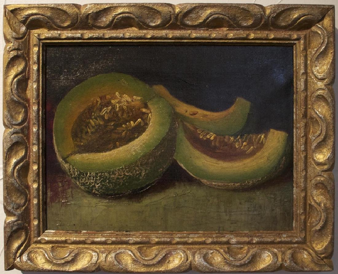 20th Century School, Still Life with Melons - 2