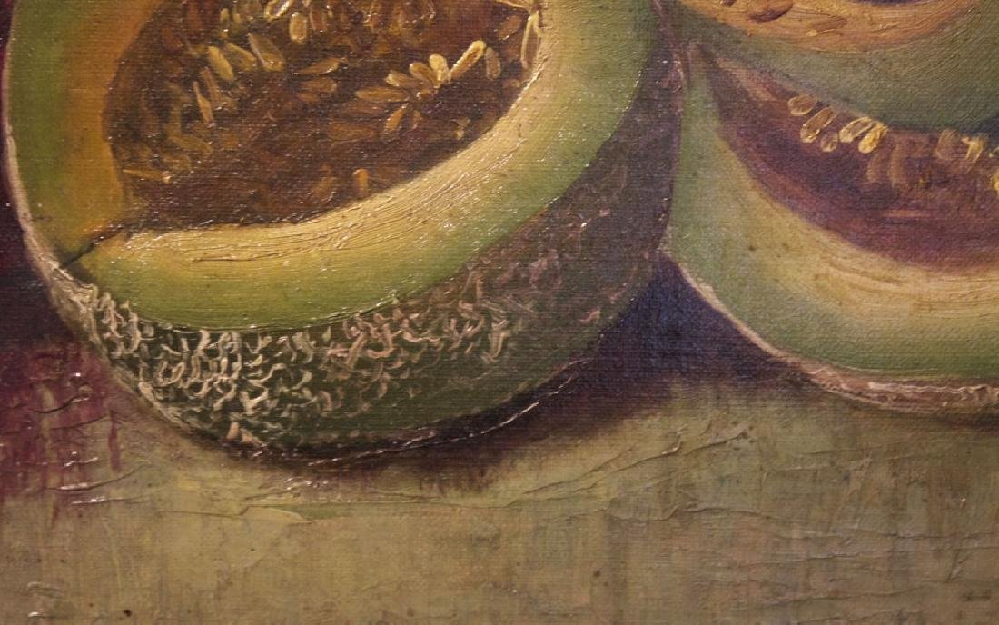20th Century School, Still Life with Melons - 3