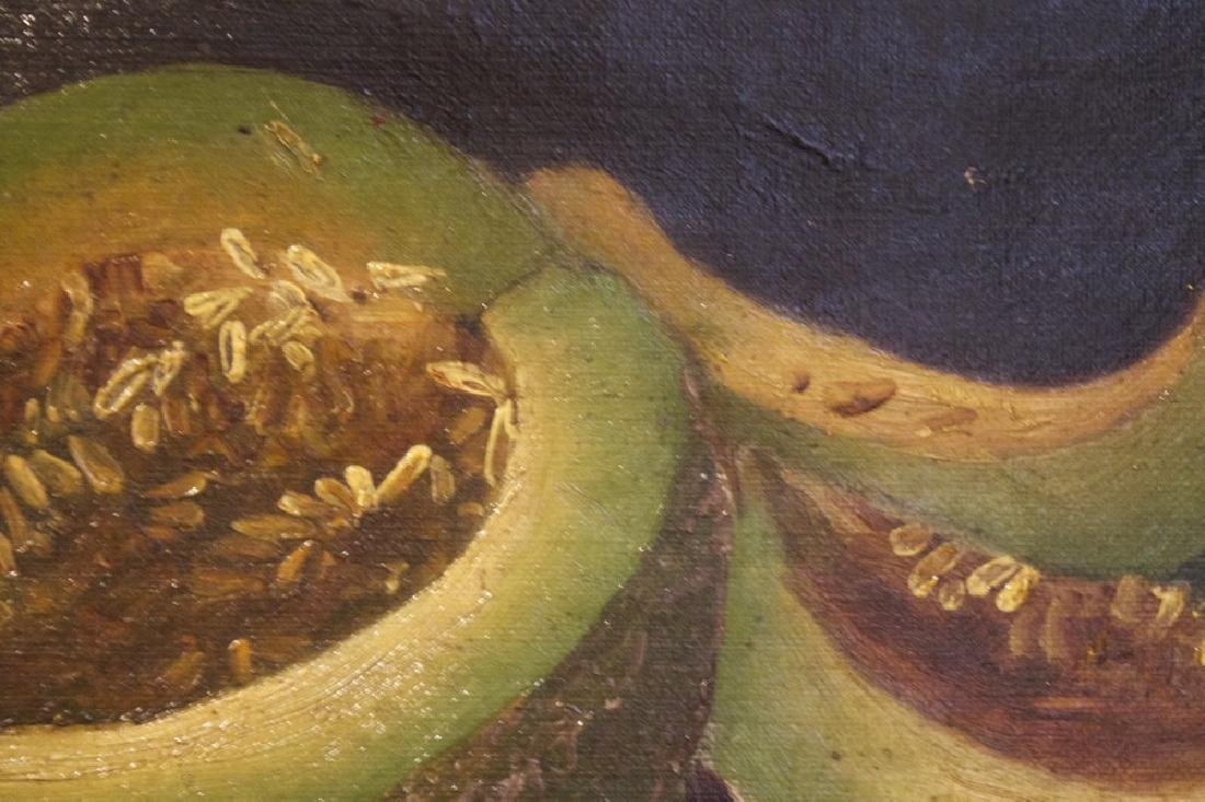 20th Century School, Still Life with Melons - 4