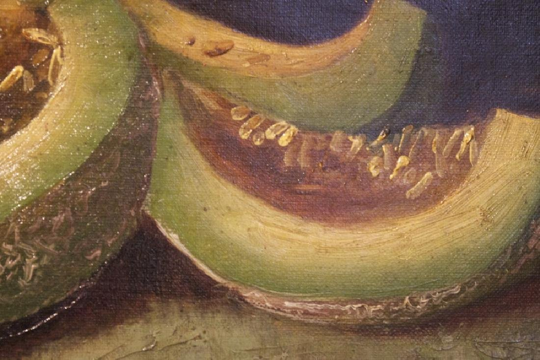 20th Century School, Still Life with Melons - 5