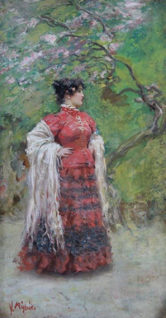 Vincenzo Migliaro (Italian 1838 - 1958)