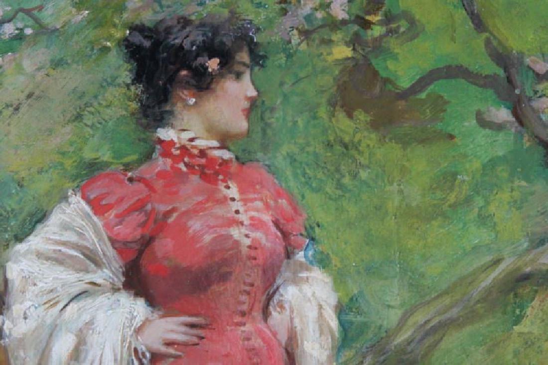 Vincenzo Migliaro (Italian 1838 - 1958) - 4