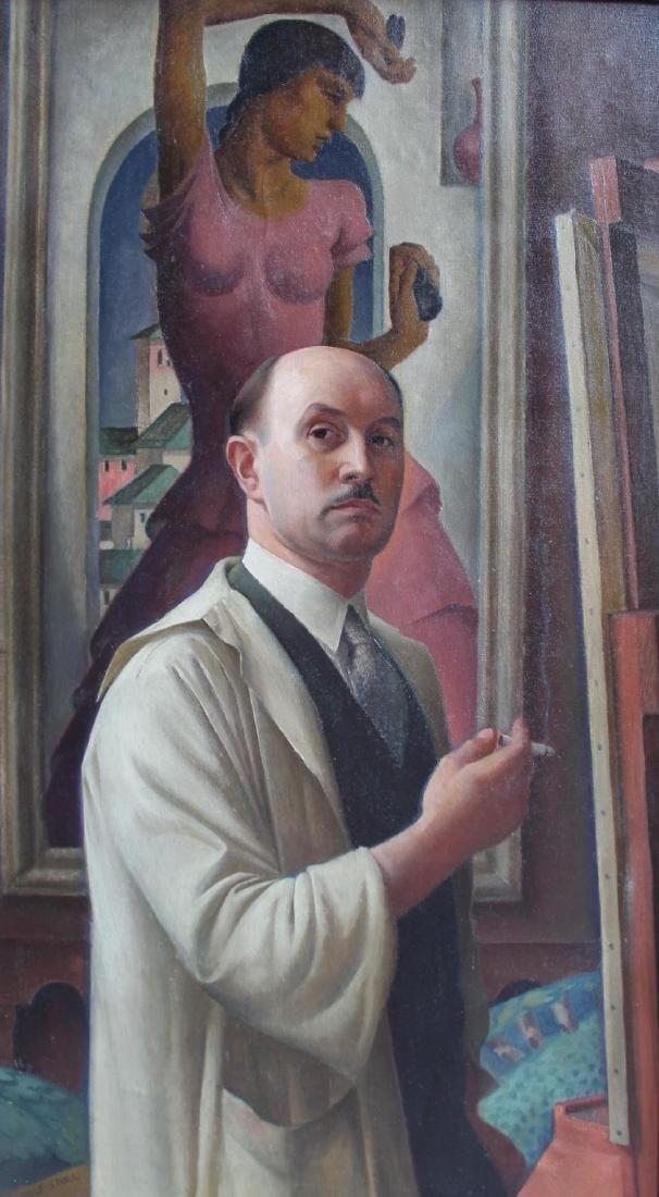 Rolf Stoll (American 1892 - 1978)