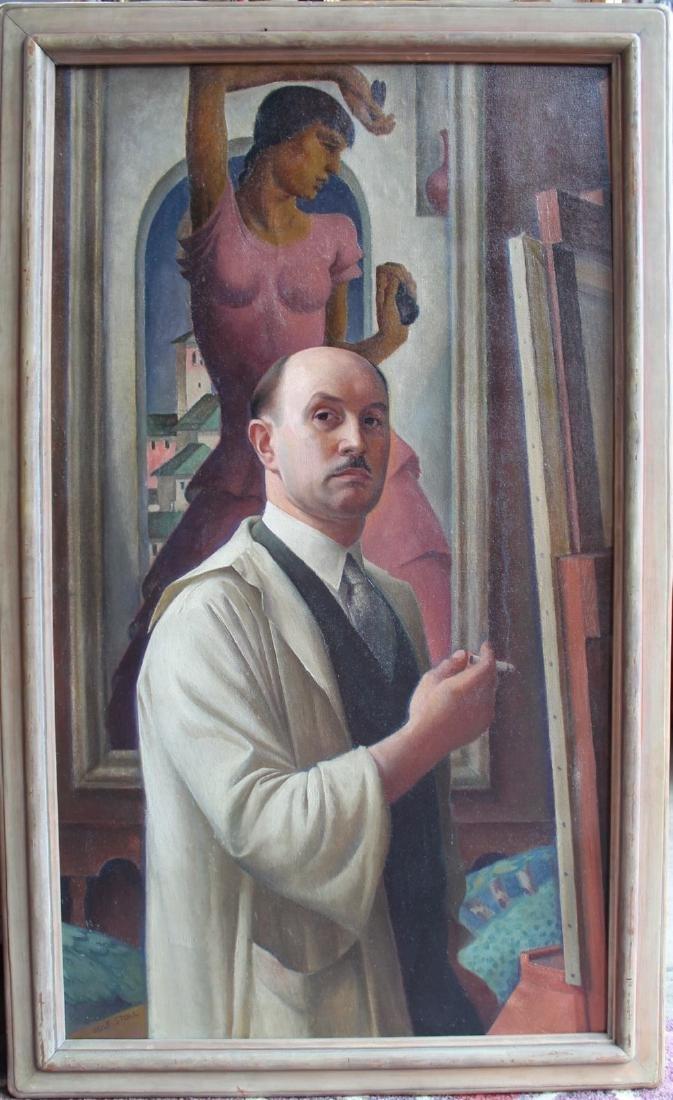 Rolf Stoll (American 1892 - 1978) - 2