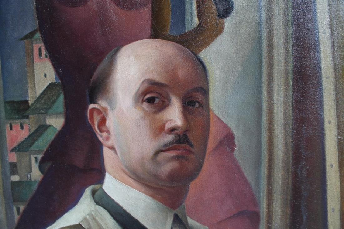 Rolf Stoll (American 1892 - 1978) - 3
