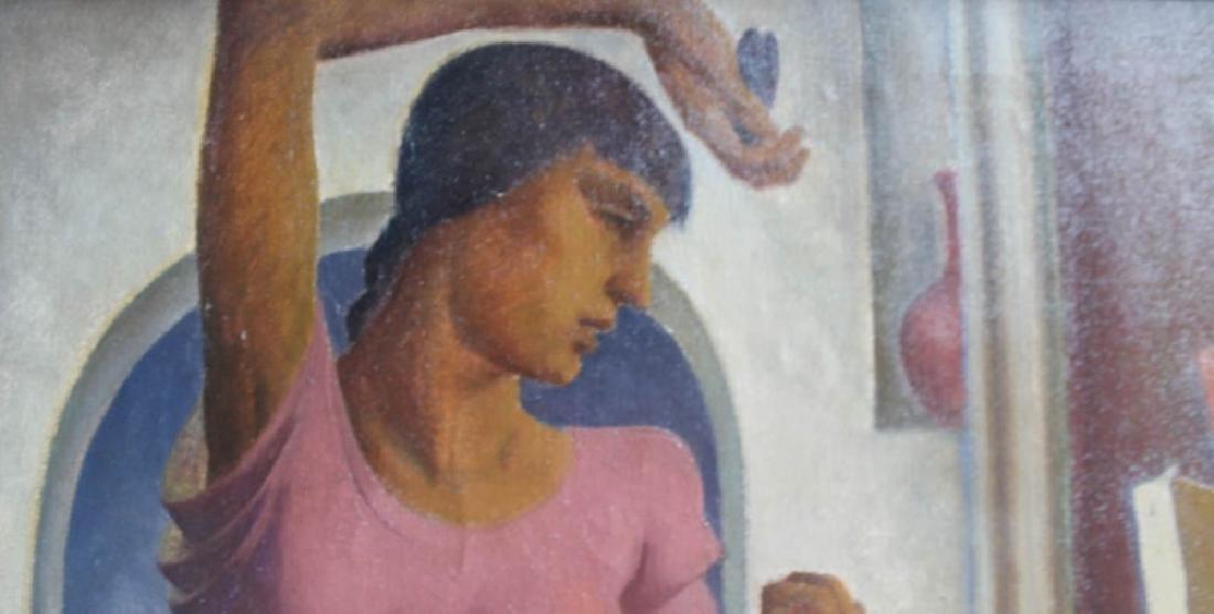 Rolf Stoll (American 1892 - 1978) - 4