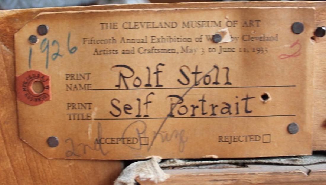 Rolf Stoll (American 1892 - 1978) - 8