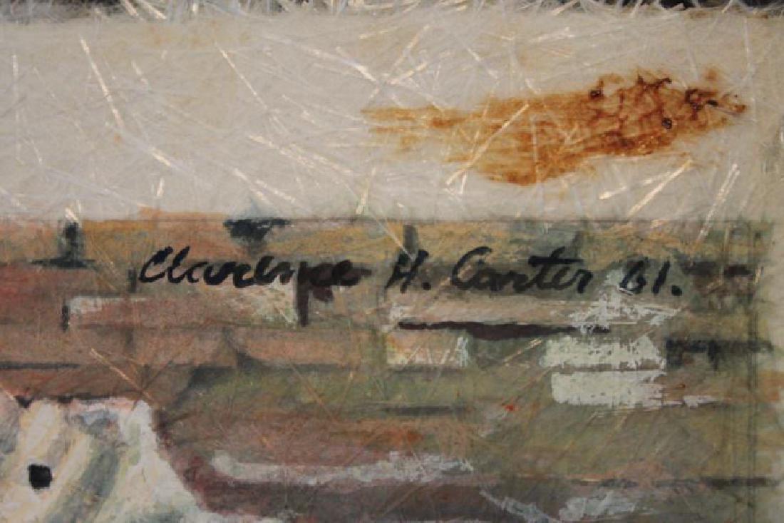 Clarence Holbrook Carter (American 1904 - 2000) - 4