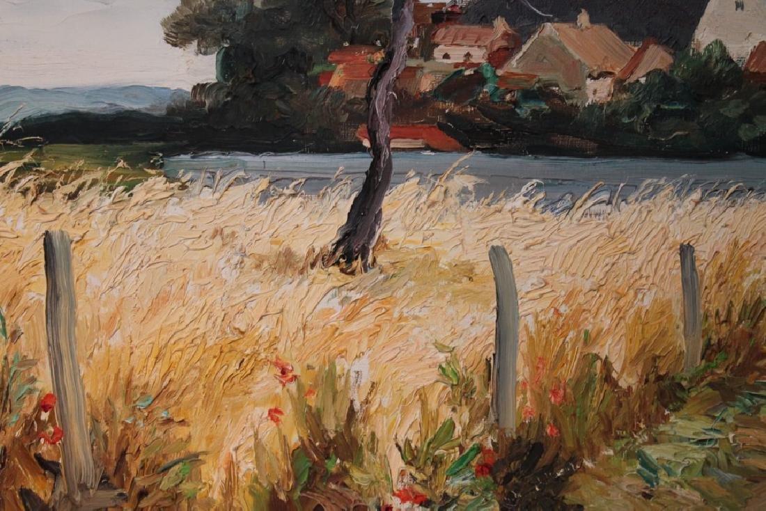 Marcel Dyf (French 1899 - 1985) Bretagne Landscape - 3