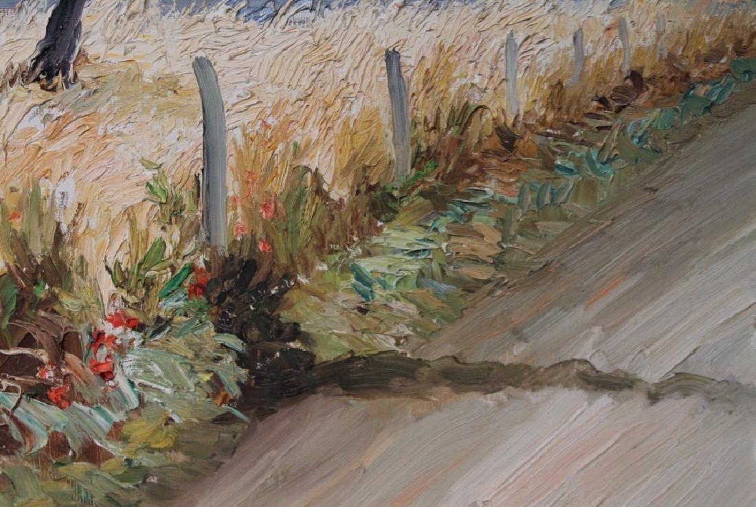 Marcel Dyf (French 1899 - 1985) Bretagne Landscape - 4