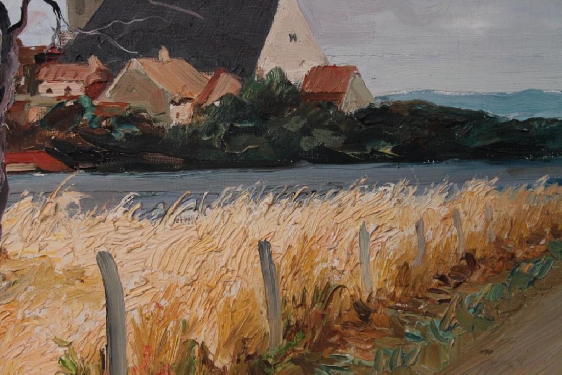 Marcel Dyf (French 1899 - 1985) Bretagne Landscape - 5