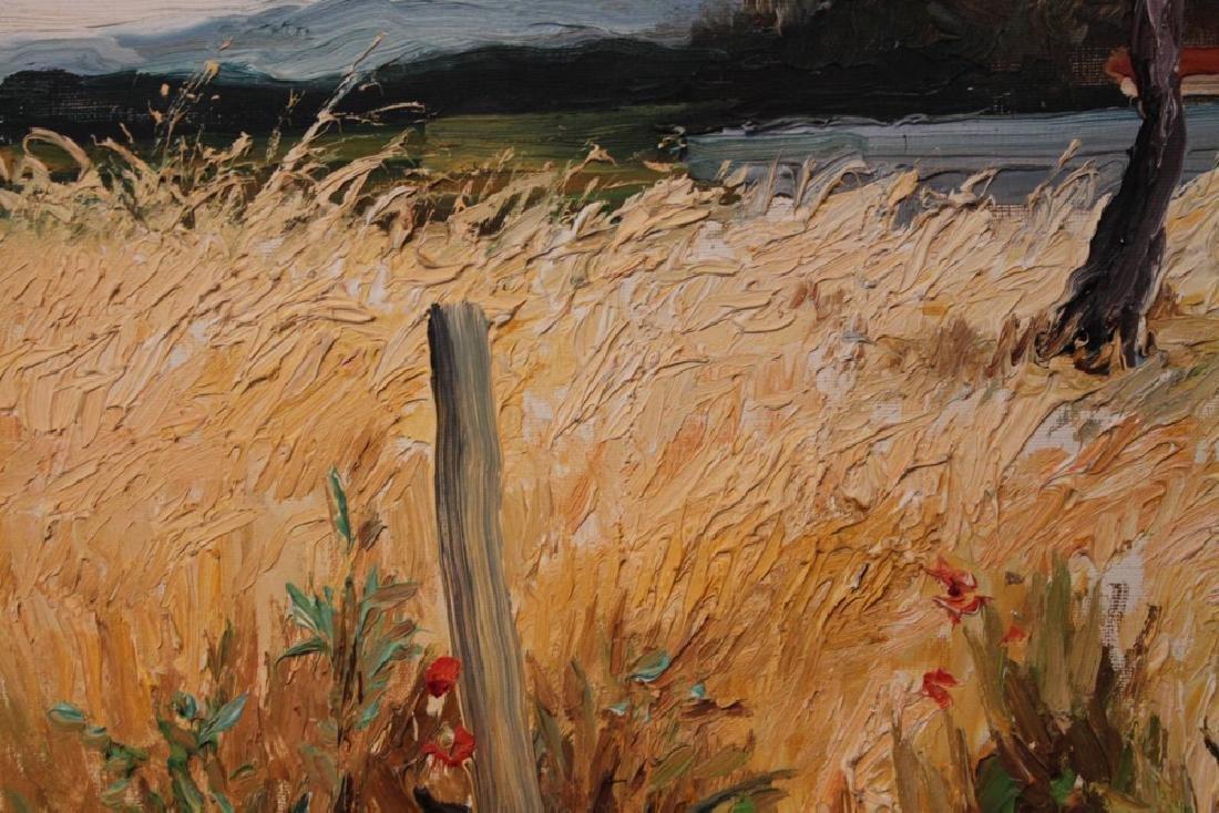 Marcel Dyf (French 1899 - 1985) Bretagne Landscape - 6