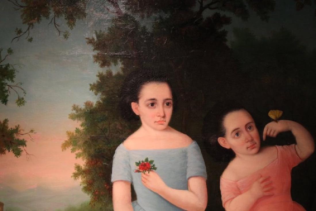 American Provincial Portrait, c. 1840 - 2