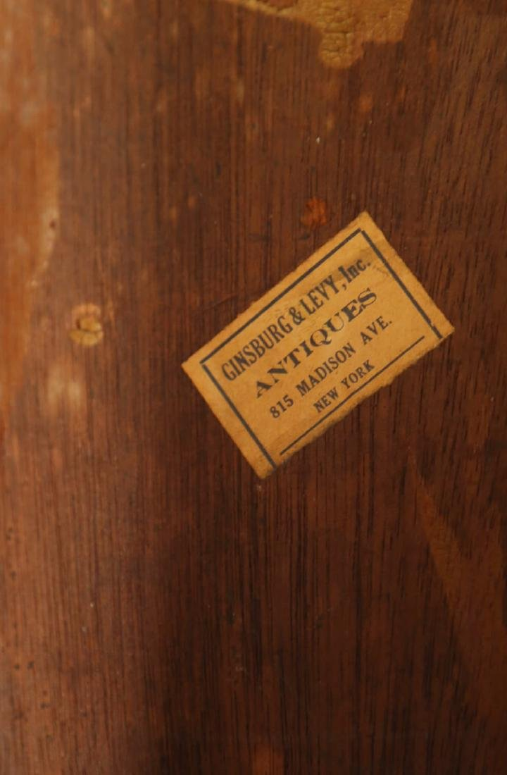 Pair of American 18th Century Matching Game Tables - 7