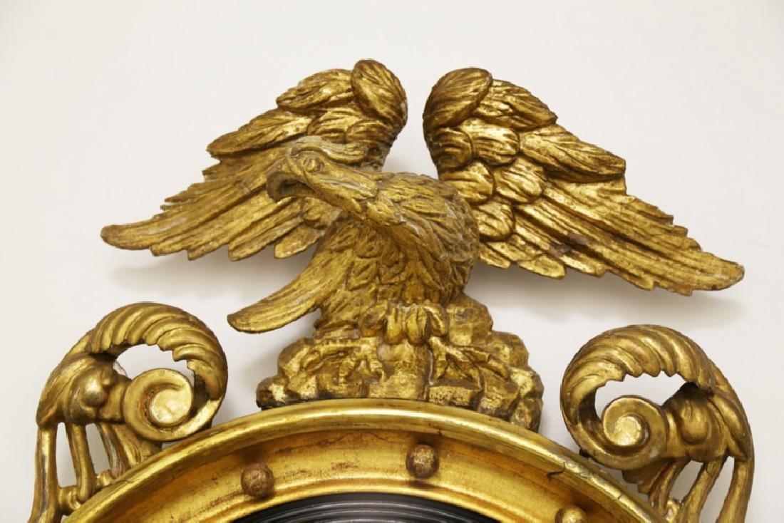 American Federal Convex Mirror, 1820 - 2