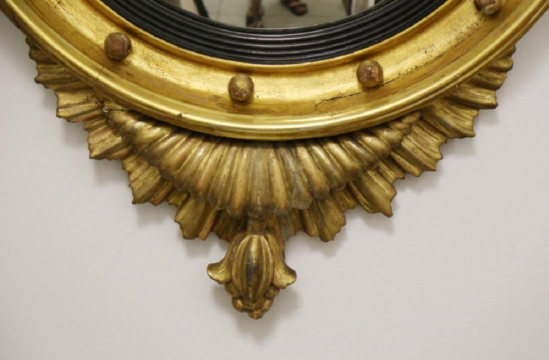 American Federal Convex Mirror, 1820 - 3