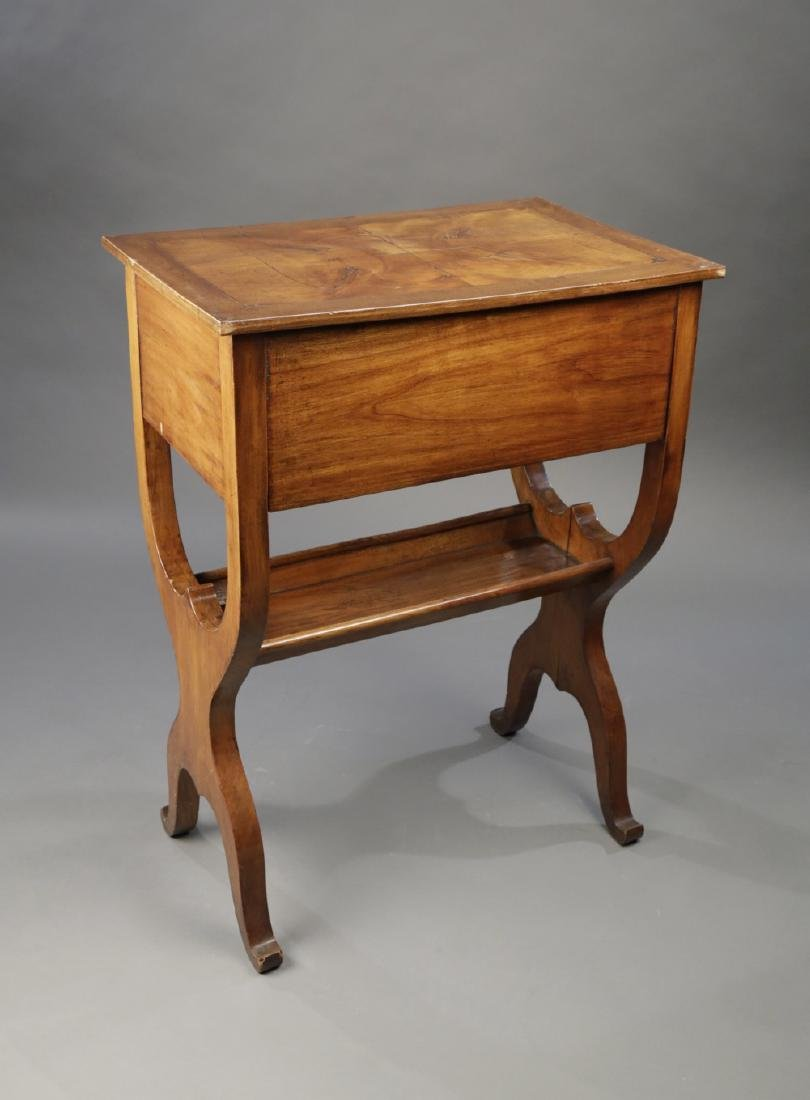 Provincial French Fruitwood Occasional Table, 18thc. - 5