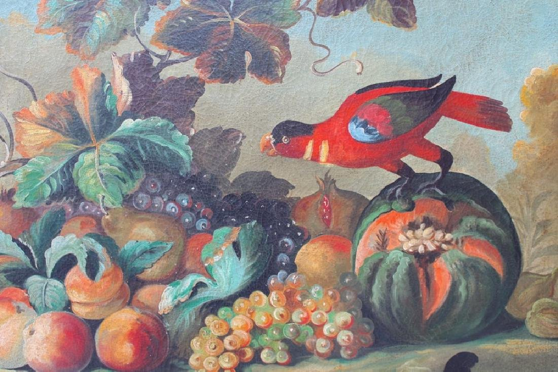 Still Life with Fruit and Birds, c.1930 - 5