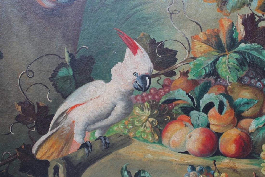 Still Life with Fruit and Birds, c.1930 - 7
