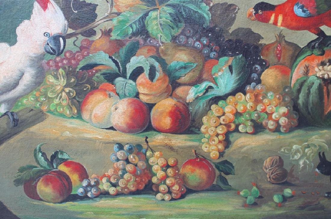 Still Life with Fruit and Birds, c.1930 - 8