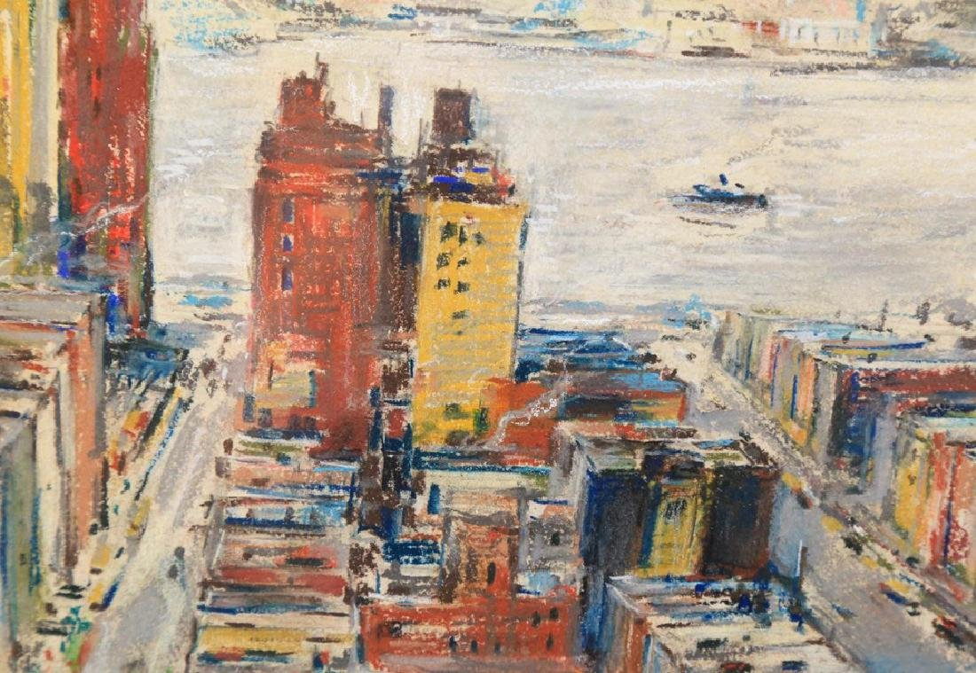 Michael Zelenko (American 1890 - 1950) Hudson River - 3