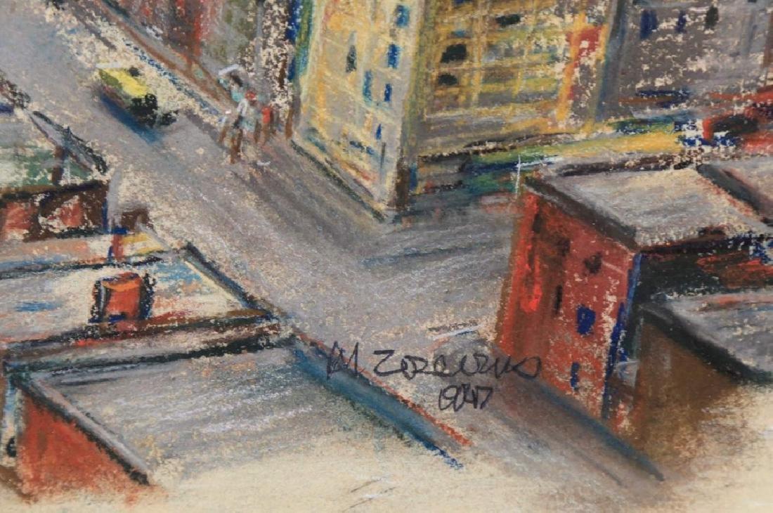 Michael Zelenko (American 1890 - 1950) Hudson River - 4
