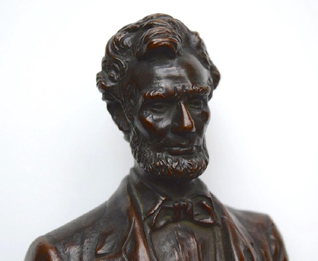 George Bissell (American 1839 - 1920)  Abraham Lincoln - 2