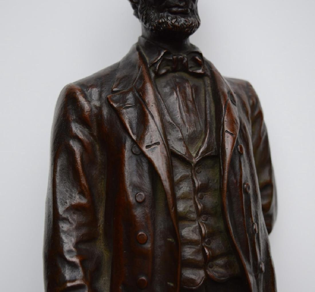 George Bissell (American 1839 - 1920)  Abraham Lincoln - 3