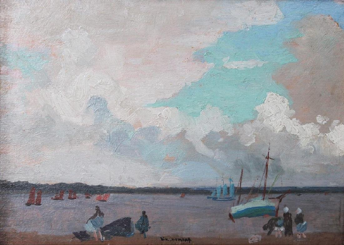 Elisha Kent Kane Wetherill (American 1874 - 1929) - 2
