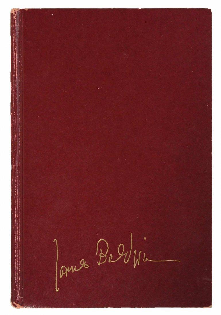 Romare Bearden (American 1911 - 1988) James Baldwin - 3