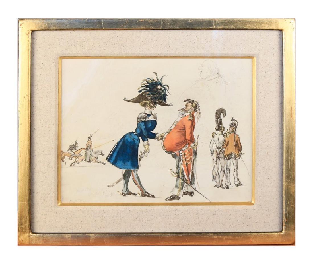Louis Marie Lante (French 1789 - 1871) - 2