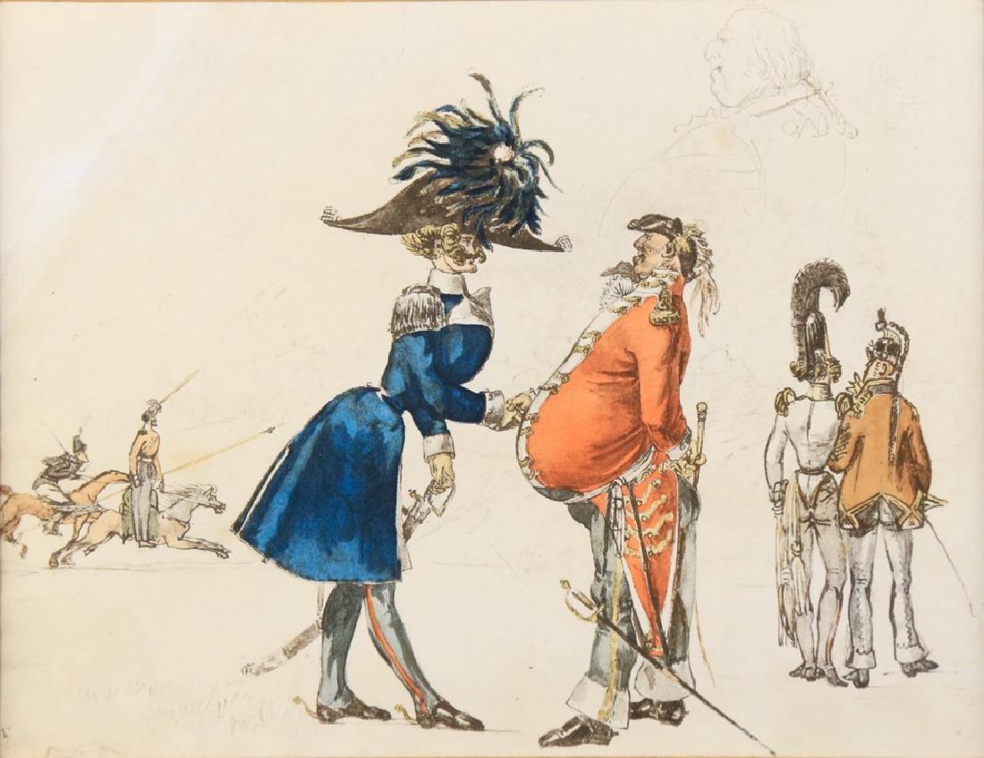 Louis Marie Lante (French 1789 - 1871) - 3