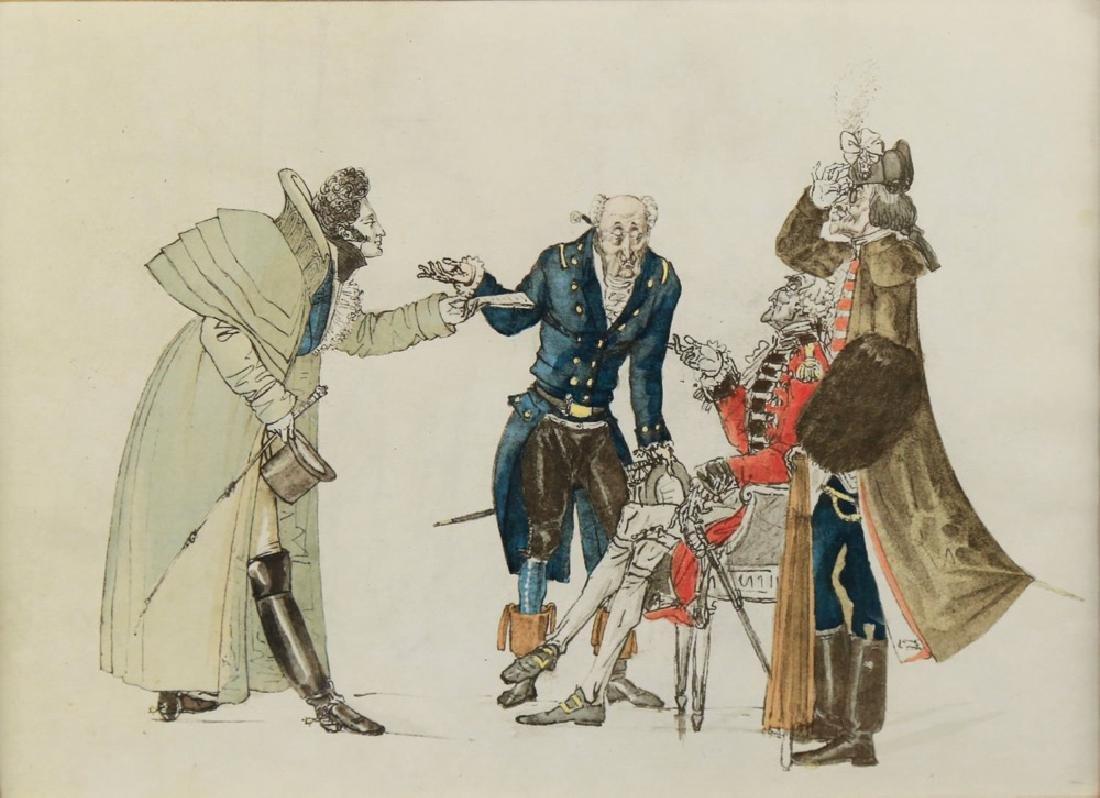 Louis Marie Lante (French 1789 - 1871) - 7