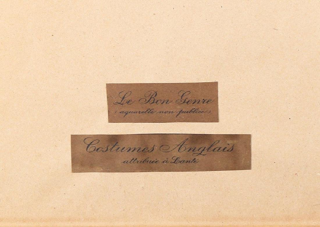 Louis Marie Lante (French 1789 - 1871) - 9