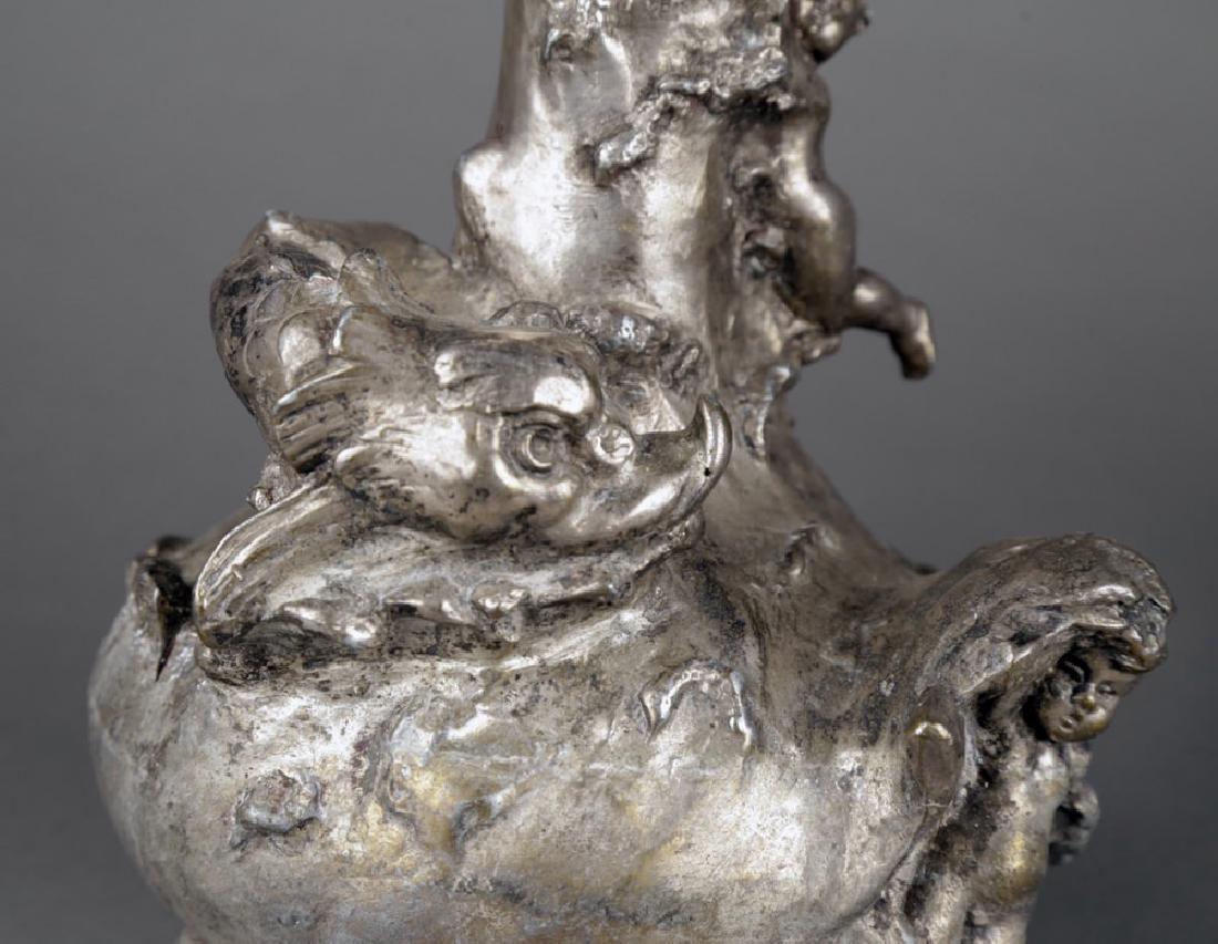 An Art Nouveau Figural Vase, c.1918 - 5