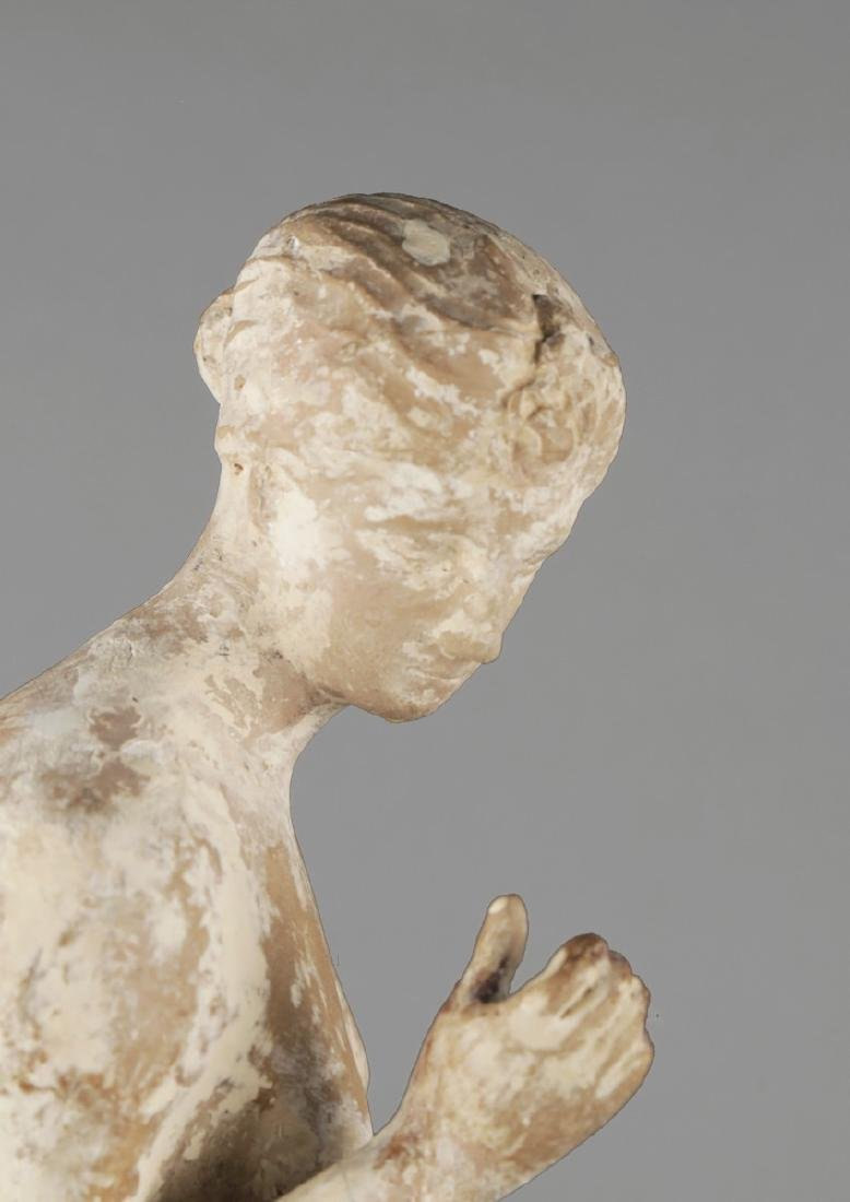 A Terracotta Figure of a Standing Nude, c. 1920 - 6