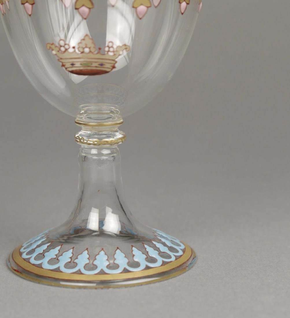 Jacques Philippe Imberton, French Glass Service - 3