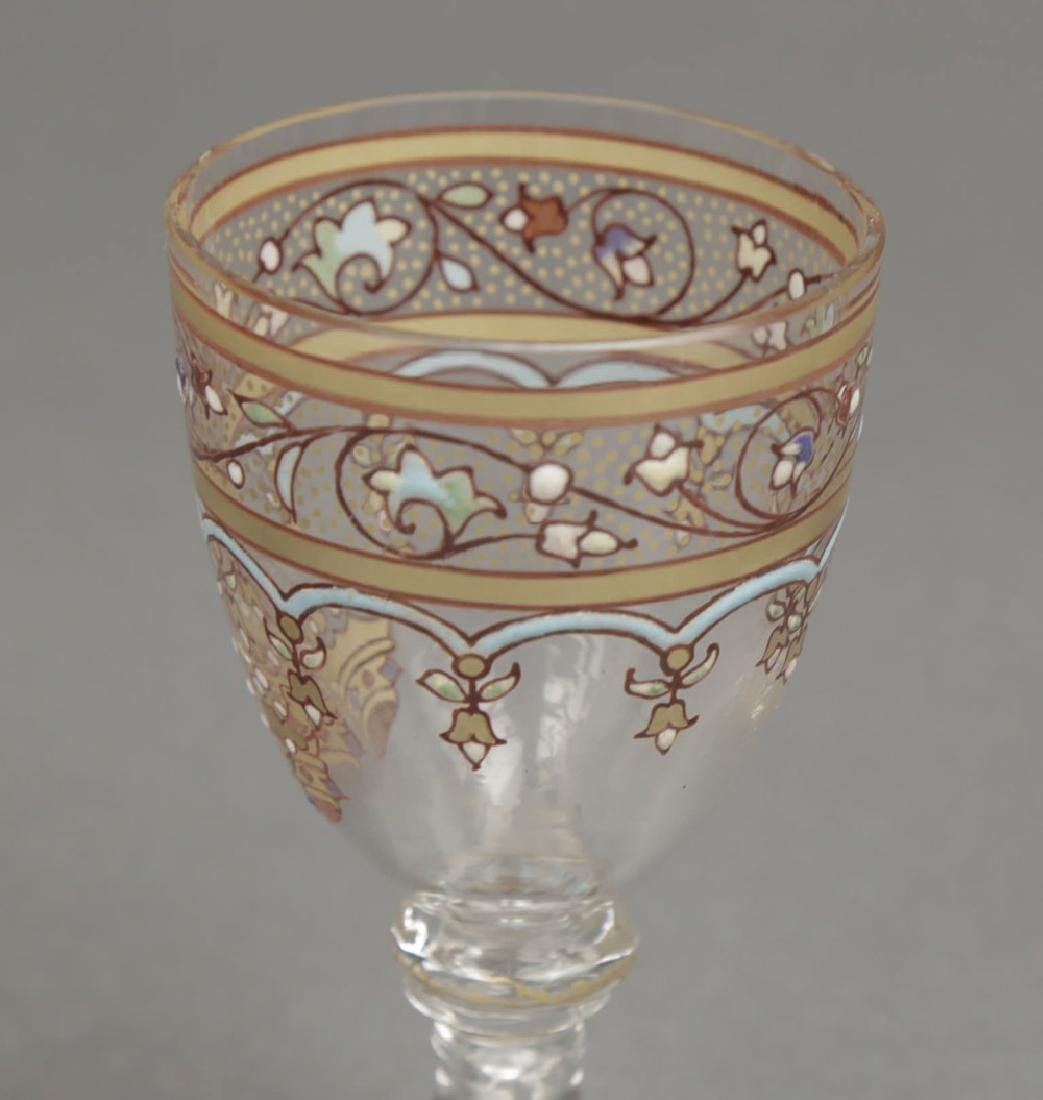 Jacques Philippe Imberton, French Glass Service - 6