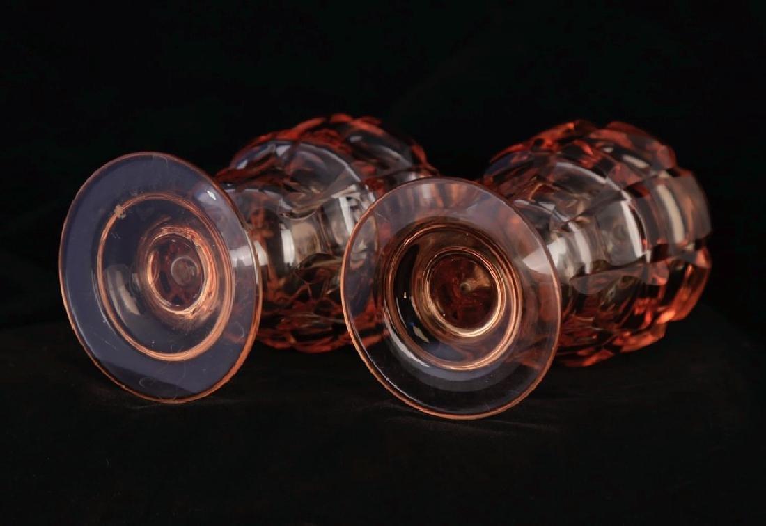 Moser Alexandrite Glass Cordial Set - 11