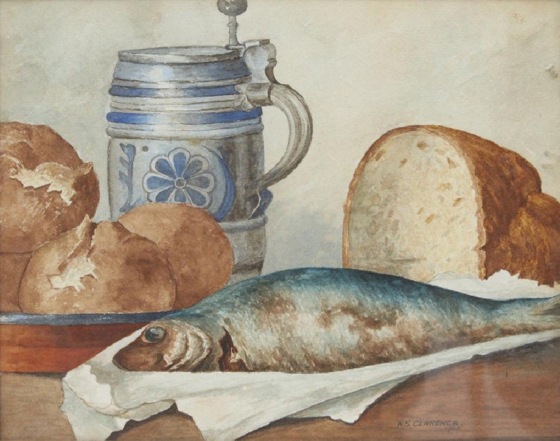W. S. Clarence, Still Life