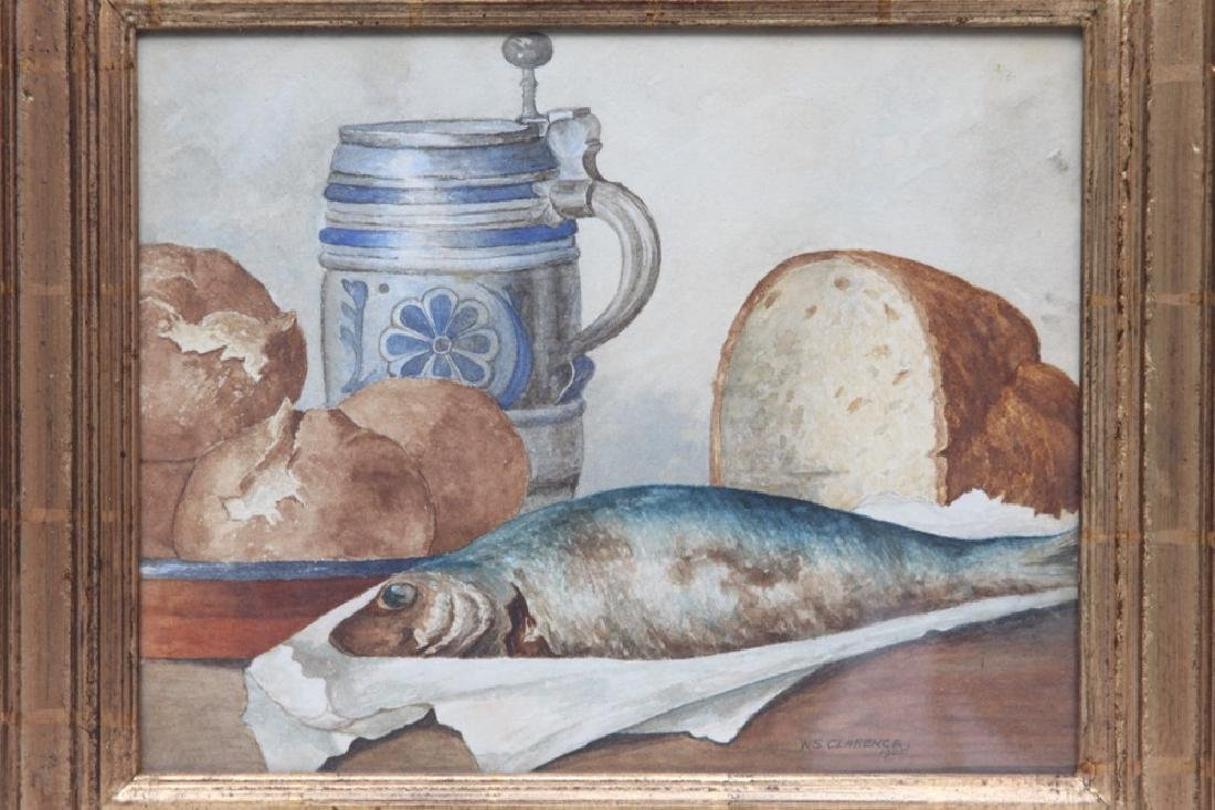 W. S. Clarence, Still Life - 2
