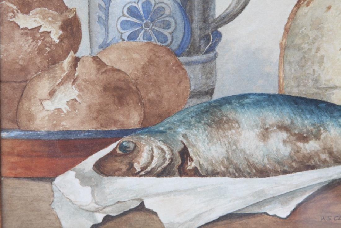 W. S. Clarence, Still Life - 3