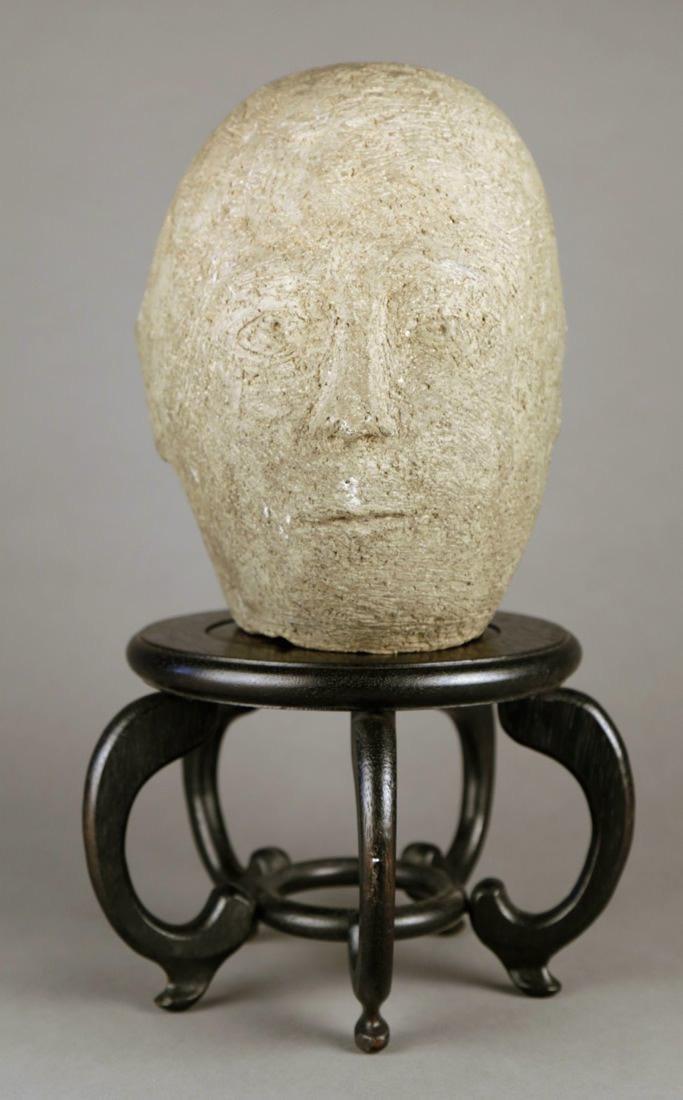 Claude Conover (American 1907 - 1994)  Head, c.1960's - 2