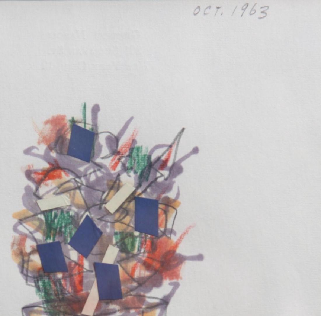 Giuseppe Napoli (American 1929 - 1967) Still Life - 4