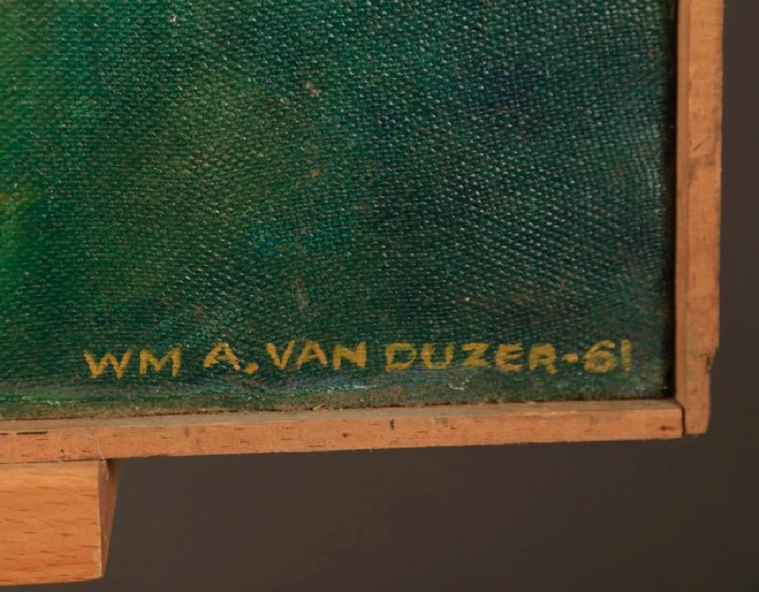 William A. Van Duzer (American 1917 - 2005) - 5