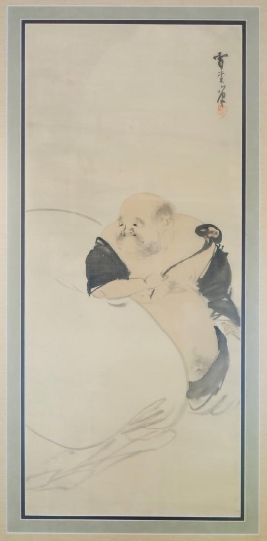 Chinese School, Hanging Scroll Painting, Immortal - 2