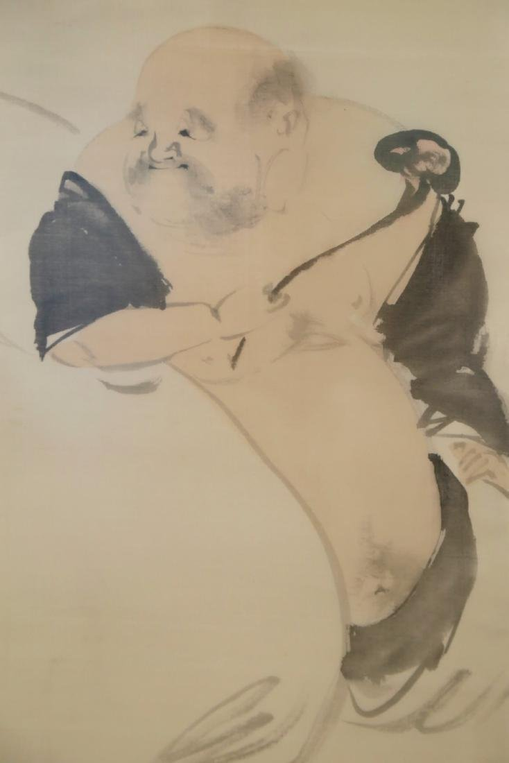 Chinese School, Hanging Scroll Painting, Immortal - 3